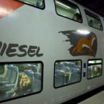 Vienna Wiesel double-decker train