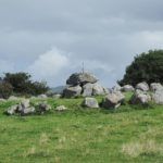 A Carrowmore megalithic tomb