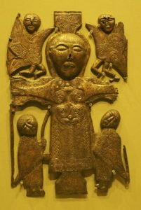 8C crucifixion plaque from Rinnegan