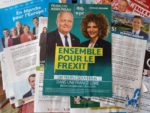 Election leaflets