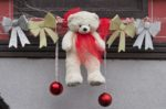 Christmas bear